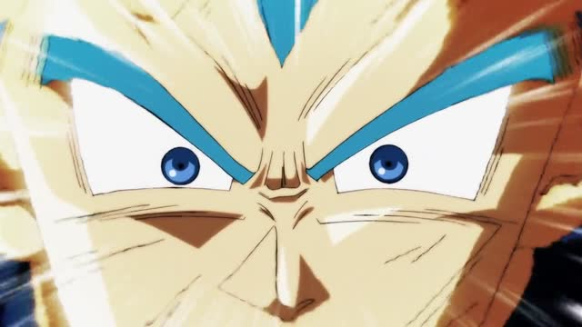 Dragon ball Super Capitulo 126 - ¡Superar a un Dios! ¡El sacrificio de Vegeta!