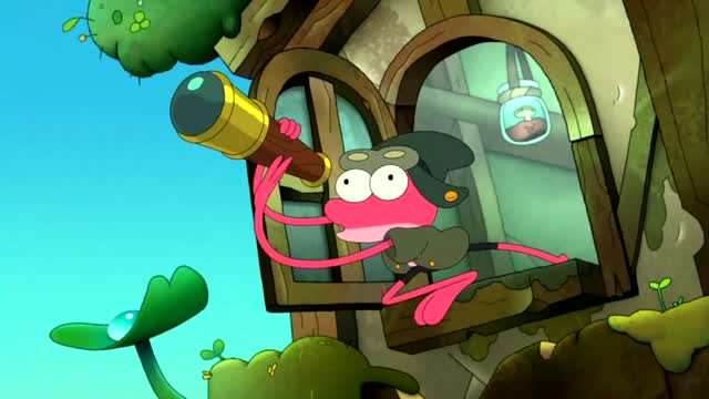 Amphibia Temporada 02 Capitulo 10 - The Sleepover to End All Sleepovers & A Day At The Aquarium