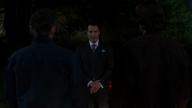 Supernatural Temporada 12 Capitulo 12