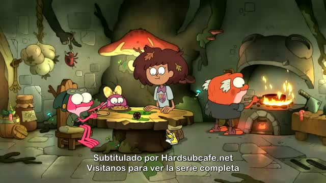 Amphibia Temporada 02 Capitulo 14 - The First Temple