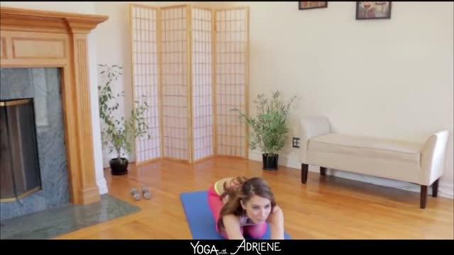Adriene Mishler Fucked With Yoga Pants On