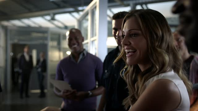 Lucifer Temporada 03 Capitulo 05 - Bienvenida, Charlotte Richards