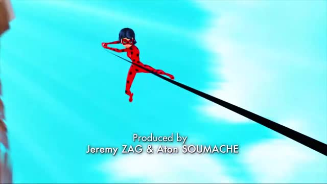 Prodigiosa: Las aventuras de Ladybug Temporada 03 Capitulo 03 - Camaleón