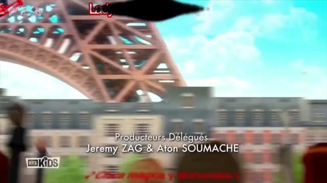 Prodigiosa: Las aventuras de Ladybug Temporada 03 Capitulo 21 - Aguafiestas