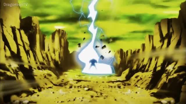 Dragon ball Super Capitulo 125 - ¡Una presencia imponente! ¡El despertar del Dios de la Destrucción Toppo!