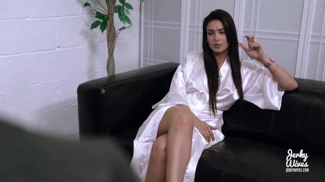 Salma Hayek Blowjob Fuck Eat Cum