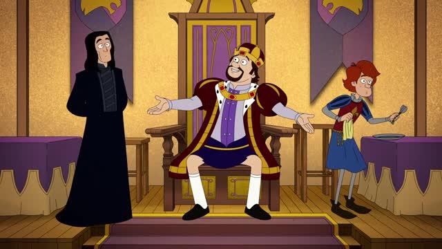 Be Cool, Scooby-Doo! Temporada 02 Capitulo 03