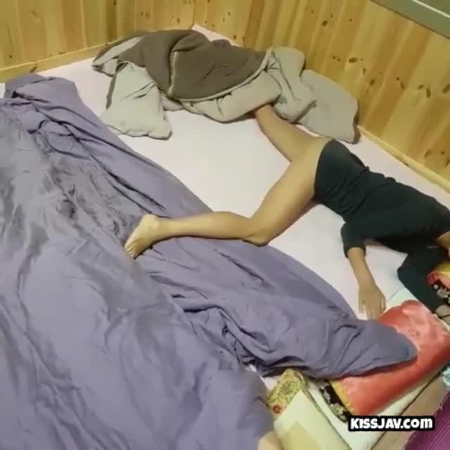 겨울 잠자리 채비완료