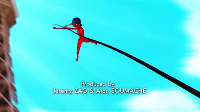 Prodigiosa: Las aventuras de Ladybug Temporada 03 Capitulo 02 - Papá Lobo