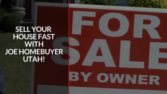 Joe Homebuyer Utah - Sell House Fast Utah
