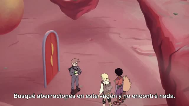 Infinity Train Temporada 03 Capitulo 07 - The Canyon of the Golden Winged Snakes Car