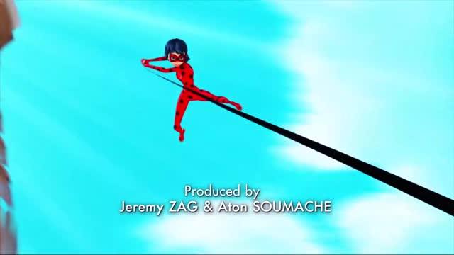 Prodigiosa: Las aventuras de Ladybug Temporada 03 Capitulo 01 - Reversora