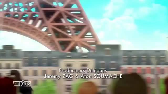 Prodigiosa: Las aventuras de Ladybug Temporada 03 Capitulo 20 - gamer 2 0