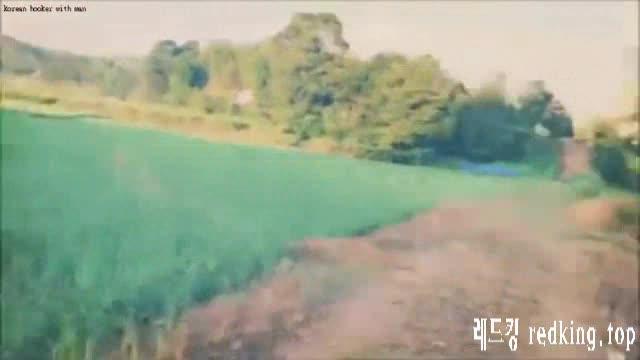 [동양야동] 실제 야외에서 떡치는 검스녀